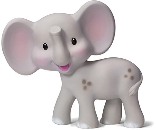 Squeeze and Teethe Elephant by Infantino