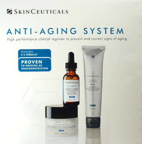 Skinceuticals Anti Aging System 3 Items C E Ferulic Age I...