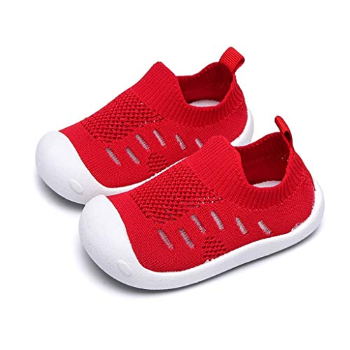 ✿HebeTop✿ Save Beautiful Toddler Baby Girls Boys Shoes Candy Color Infant First Walkers Sneakers -
