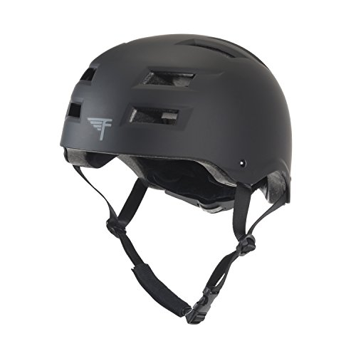 Flybar Multi-Sport Adjustable Fit Helmet, L-XL, Black