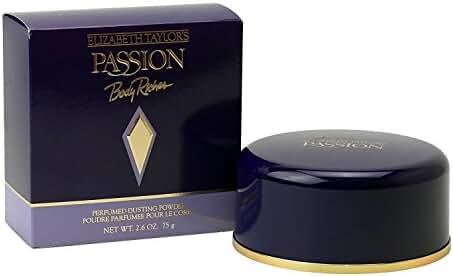 PASSION by Elizabeth Taylor Dusting Powder 2.6 oz for Women