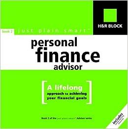 H R Block Just Plain Smart Personal Finance Advisor A Lifelong