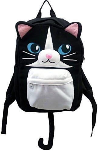 [해외]Sazac Black Cat Backpack / Sazac Black Cat Backpack