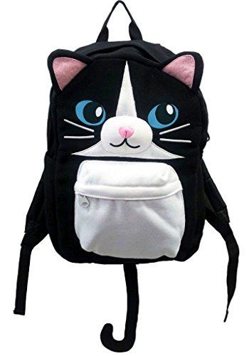 Sazac Black Cat Backpack
