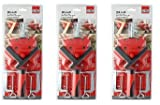 Bessey Tools WS-3+2K 90 Degree Angle Clamp for T Joints and Mitered Corners (3-(Pack))