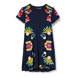 Desigual Girl's Vest_florecillas Dress