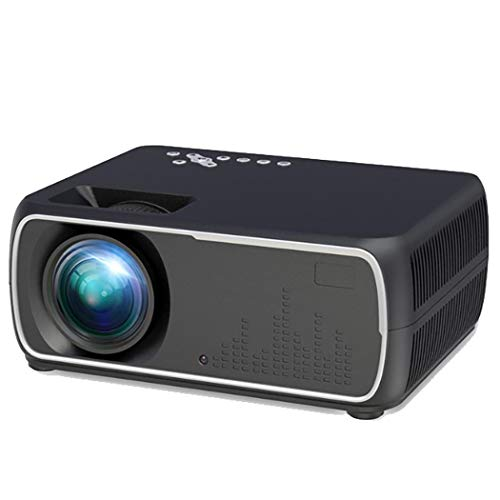 GoodKE Mini 1080P Home Office Projector Portable Multimedia Cinema Projector Video Projectors 20 x 16 x 8cm from GoodKE