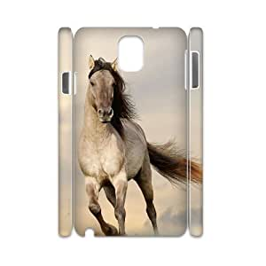 Horse 3D-Printed ZLB535073 DIY 3D Cover Case for Samsung galaxy note 3 N9000