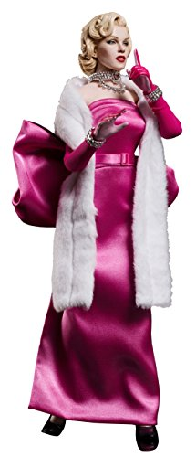 Star Ace Toys Gentlemen Prefer Blondes: Marilyn Monroe As Lorelei Lee (Pink Dress Version) 1: 6 Scale Action Figure -