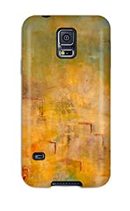 New Style Tpu S5 Protective Case Cover/ Galaxy Case - Abstract Painting wangjiang maoyi