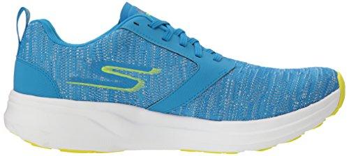 Chaussures Fitness Homme 7 Skechers Gris Bleu Run Ride de Go TwqwO10YI