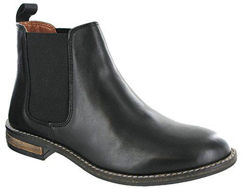 Cipriata Dealer Boots Horse Riding Twin Gusset Womens' L5041 Black
