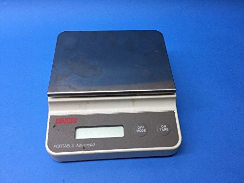Ohaus CT6000 Portable Advanced Electronic Scale Balance 77145-03 from Ohaus