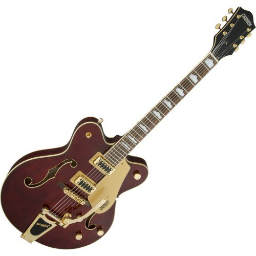 Gretsch G5422TG Electromatic Hollowbody Double-Cut with Bigsby - Walnut Stain
