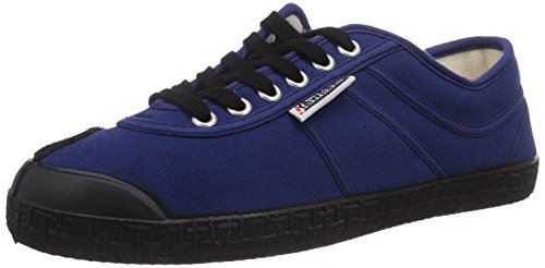 Kawasaki Rainbow Basic - Zapatillas de deporte Unisex adulto azul - Blau (Navy/black outsole / 90)