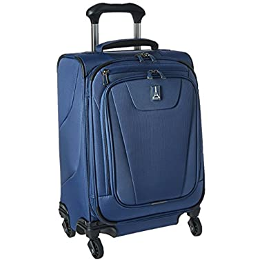 Travelpro Maxlite 4 International Carry-On Spinner Suitcase, Blue
