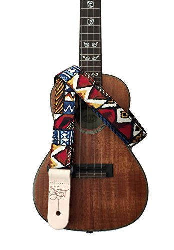 sherrins-threads-15-hawaiian-print-ukulele-strap-tropical-bliss