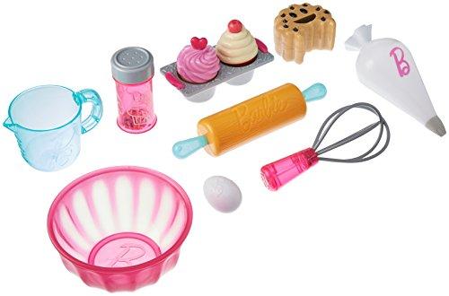 Just Play Barbie Pastry Set (Barbie Food)