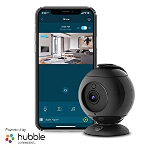 Motorola Focus89W Wireless Indoor Camera for Home - Security Surveillance System with Sound and Motion Detection, Remote Pan, Digital Tilt and Zoom, Two-Way Talk - 1080p Video, Night Visi