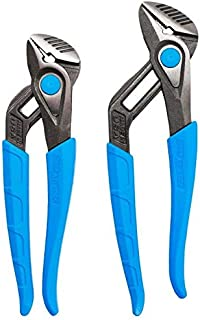 """product image for Channellock GS-1X 2Piece 8"""" & 10"""" Speedgrip Tongue & Groove Plier Set"""