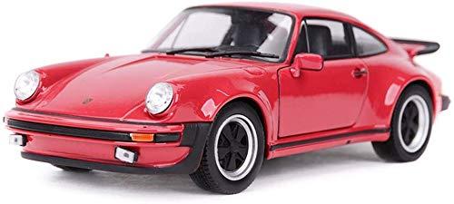 Halloween Display 911 (Truckks Sports Car Metal Car Model Ornaments, Simulation 1:24 Porsche 911 Alloy Model Car Collection)