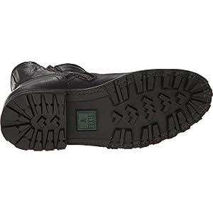 FRYE Men's Warren Engineer Boot Black 9.5 D(M) US