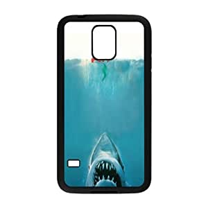 samsung galaxy s5 phone case Black for jaws poster - EERT3396978