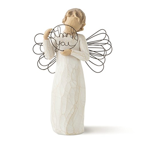 Willow Tree Just for You Angel, sculpted hand-painted - Music Angel Figurine