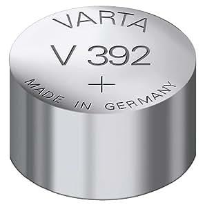 V392 Watch Battery, 1.55v 38 mAh - V392101111