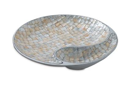 amazon com julia knight classic yin yang bowl 13 inch mother of