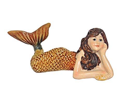 Miniature Fairy Garden Day Dreaming Mermaid