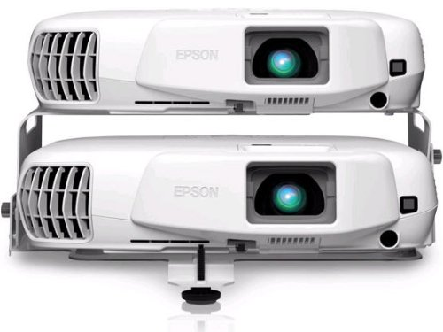 Epson POWERLITE W16SK3000 Lumens WXGA LCD 3D Dual Projection System