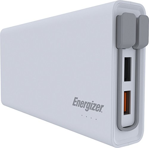 Energizer-20000mAh-31Amp-Hard-ABS-Lithium-Polymer-Power-Bank-White