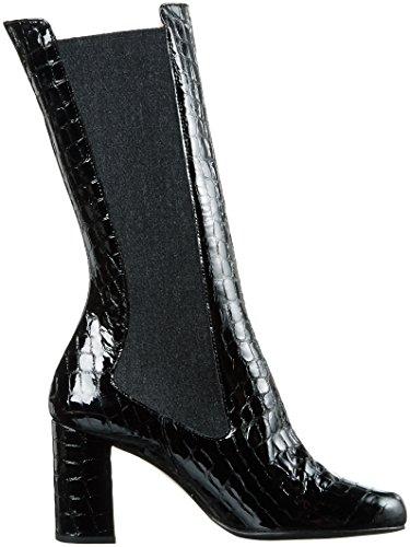 Paco Gil Damen P3150 Chelsea Boots Schwarz (zwart)