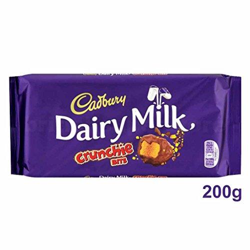 Cadbury Dairy Milk 200g Crunchie