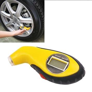 Druck Messgeräte Digitale Auto Reifen Reifen Air Manometer Meter Lcd Display Manometer Barometers Tester Für Auto Lkw Motorrad Bike Messung Und Analyse Instrumente