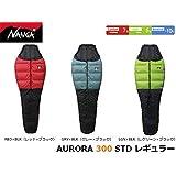 (ナンガ)NANGA オーロラ 300STD RED/BLK レギュラー