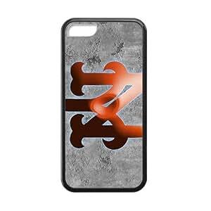Wish-Store new york mets logo Phone case for iPhone 5c Kimberly Kurzendoerfer