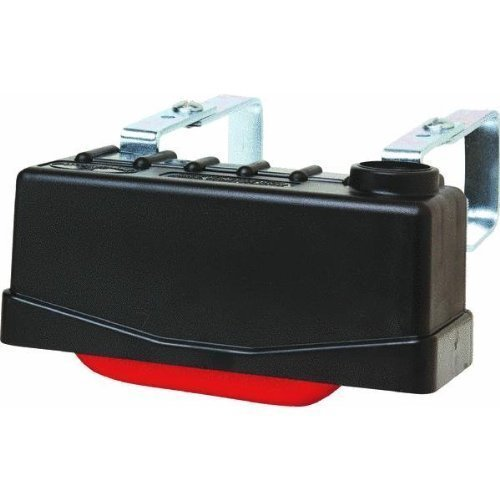 Little Giant Trough-O-Matic Stock Tank Float Valve with Plastic Housing and Expansion Brackets