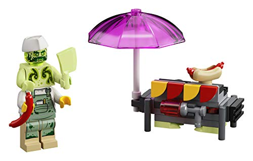 Lego Hidden Side Chef Enzo's Haunted Hotdogs Polybag 30463
