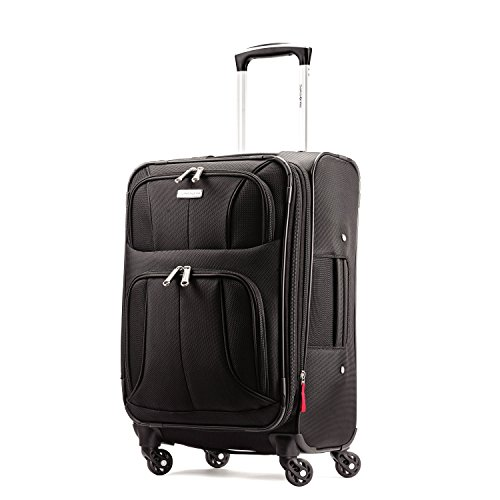 Samsonite Aspire Xlite Expandable Spinner 20, Black