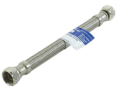 Eastman 48250 Flexible Water Heater Connector, 3/4-Inch Fip X 3/4-Inch Fip