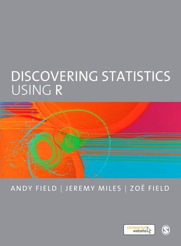 Discovering Statistics Using R (Best Statistical Programming Language)