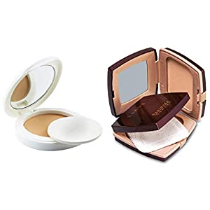 Lakme © Perfect Radiance Compact, Ivory Fair 01, 8g And Lakme © Radiance Complexion Compact Powder, Marble, 9g