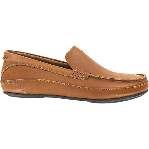 - OLUKAI Kulana Shoe - Men's Fox/Dark 9.5 D(M) US
