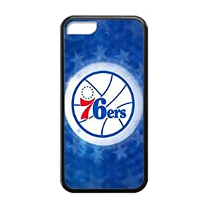 Cellphone accessories iPhone 5C TPU Case Philadelphia Sixers background desig...
