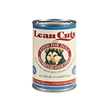 Lean Cuts Food for Dogs - 5 Solas Bundle (3 Can Pack)