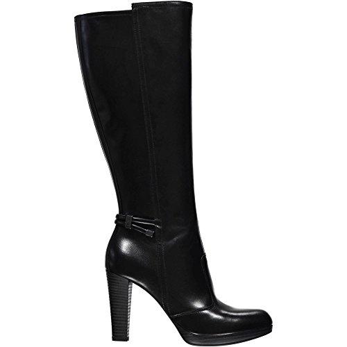 Nero Giardini - Botas de Piel para mujer negro CARACAS NERO 40