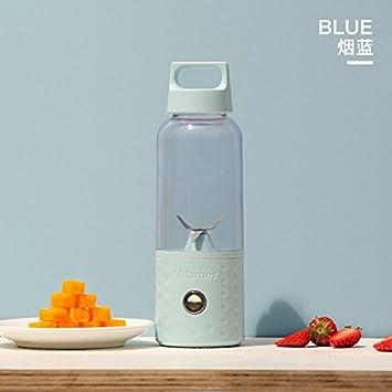 9pig® 500ml Portable Glass Vitamer Automatic Juicer Cup Electric Juice Cup Stir Mixing Mug USB