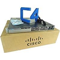 Cisco Catalyst 3750X-24T-E - switch - 24 ports - managed - rack-mountable (WS-C3750X-24T-E) -